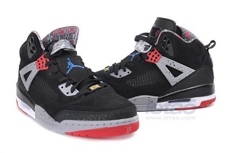 nike Jordan耐克  男子篮球鞋JORDAN SPIZ IKE 315371-062