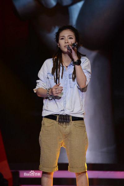 中国好声音人气学员毕夏