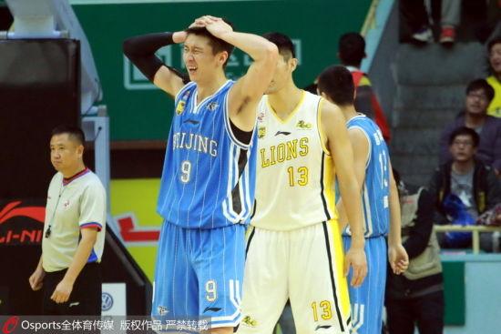 孙悦今天找回状态拿下17分但是没能帮助球队获得胜利