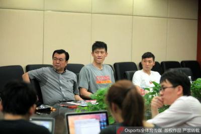 中国男篮第一阶段热身赛16人名单出炉