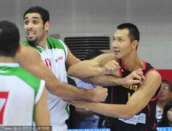 图文-[斯杯]中国男篮VS伊朗阿联力拼对手