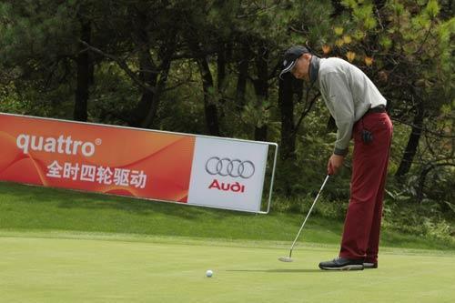 2008奥迪quattro杯中国赛区总决赛在丽江收杆
