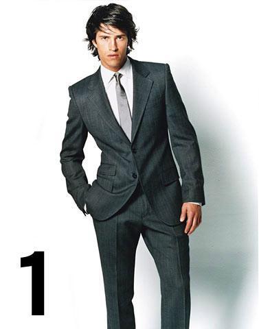 树立男人自我形象时尚型男的25条军规守则