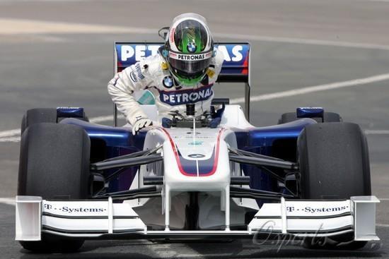 F1巴林试车第7日:格洛克最快法拉利宝马遇故障