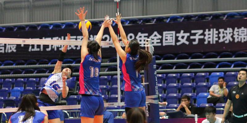 2018全国女子<strong>365体育娱乐官网</strong>锦标赛圆满结束