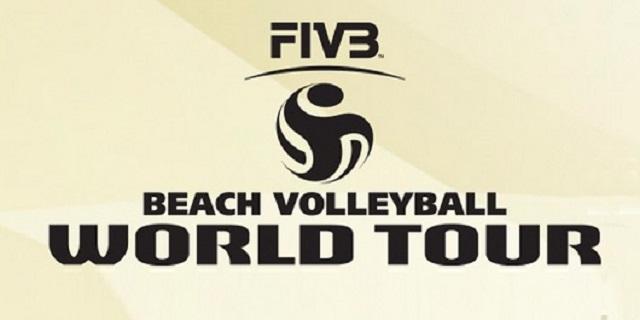 沙滩排球世界巡回赛