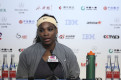 8th Day of 2013 China Open:Serena Williams at Press Conference