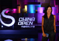 Stars shining China Open's players party