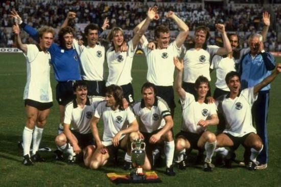 欧洲杯历届史话:1980年--赫鲁贝施助德国队复兴