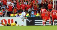 图文-[欧洲杯]捷克VS葡萄牙德科攻破切赫球门瞬间