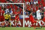图文-[欧洲杯]捷克1-3葡萄牙C罗强力抽射破门瞬间