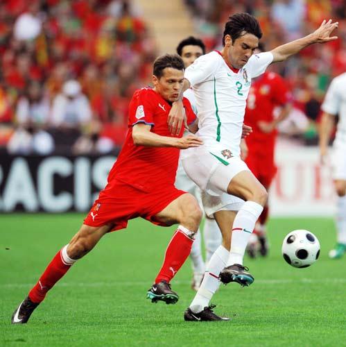 图文-[欧洲杯]捷克VS葡萄牙有他防守最放心