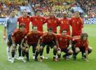 图文-[欧洲杯]瑞典VS西班牙斗牛士先发11人