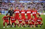 图文-[欧洲杯]克罗地亚VS土耳其土耳其首发11人