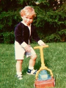 图文-钢铁之师德国国脚童年照可爱的弗里德里希
