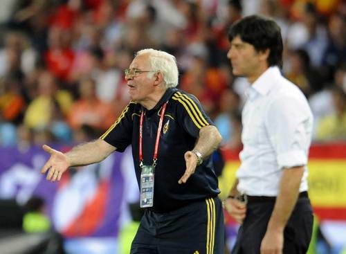 图文-[欧洲杯]德国0-1西班牙两帅斗法老姜最辣