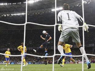 惊心动魄!英格兰3-2送瑞典回家!