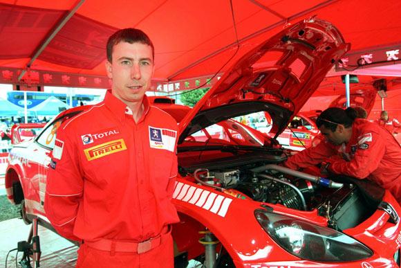 爱沙尼亚车手马丁重返斯巴鲁车队担任官方试车手