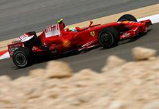 F1巴林站首次练习马萨最快迈凯轮输给威廉姆斯