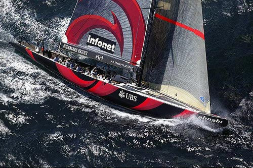 帆船与F1存在共同点美洲杯冠军船队欲携手法拉利
