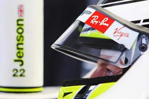 F1日本站首次练习雨后进行迈凯轮最快中岛一贵次席
