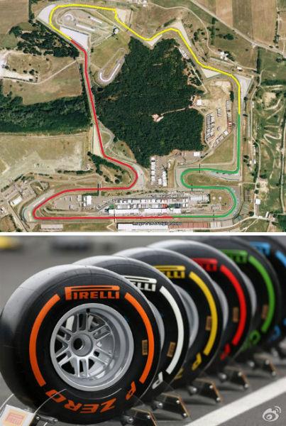 F1匈牙利站前瞻-新胎新规加高温 夏休前最后的悬念 。