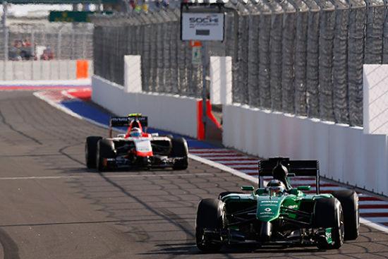 玛鲁西亚和卡特汉姆将缺席F1美国站