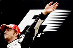 F1两项总冠军揭晓 巴顿布朗提前加冕