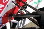 图文-F1超级亚久里SA06揭幕 SA06前悬挂特写