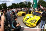 图文-第76届勒芒车检去年GT1组的冠军科尔维特