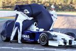 图文-宝马-索伯发布F1.09 海费库比卡为新车揭幕