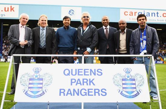 图文-布里亚托利的记忆瞬间收购QPR俱乐部