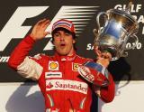 收获2010首座冠军奖杯