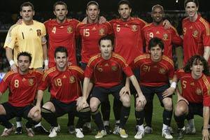 西班牙公布欧洲杯23人名单:劳尔未入选博扬无缘