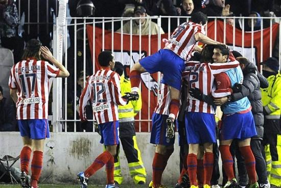 国王杯-马竞2-3仍晋级时隔10年再进决赛将战塞维利亚