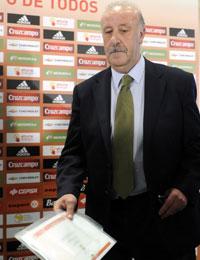 西班牙23人最终名单:巴萨8人压皇马巴尔德斯入选
