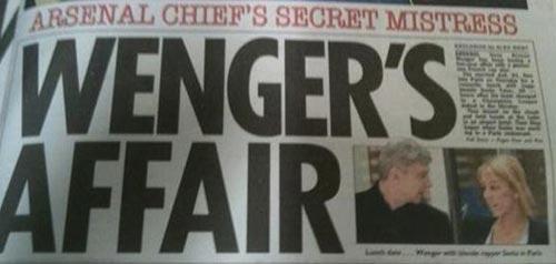 《太阳报》重磅新闻