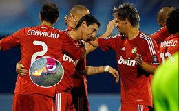 欧冠-阿根廷天使绝杀C罗血染沙场皇马客场1比0