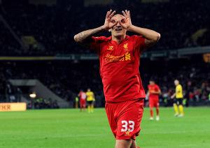 欧联杯-利物浦5-3客场逆转五大联赛各队保持不败