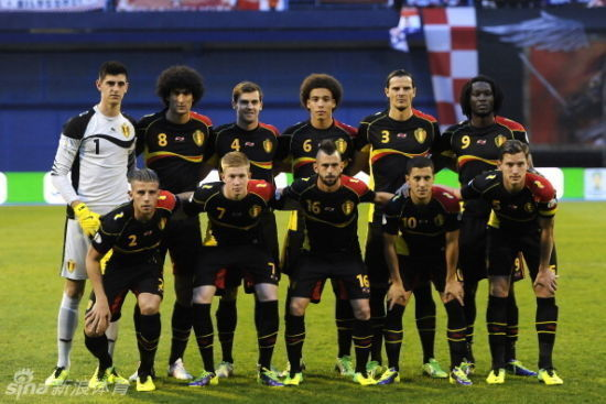 比利时在世界杯上的表现值得期待