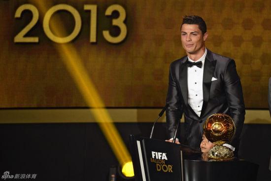 西班牙媒体认为C罗赢得金球奖实至名归