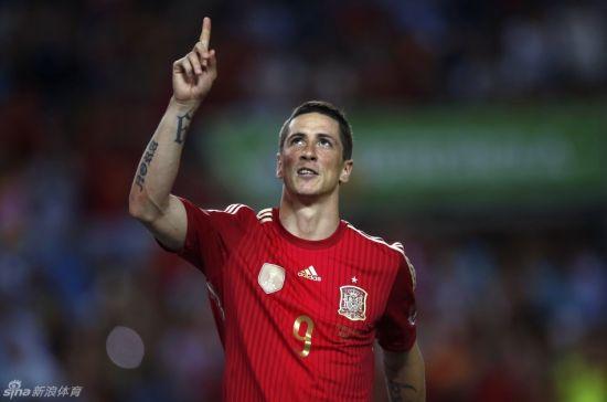 托雷斯入选西班牙世界杯阵容的可能性非常大