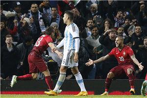 热身-梅西对位C罗踢45分钟葡萄牙绝杀阿根廷