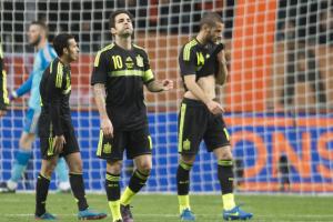 热身赛-4分钟2球斯内德助攻荷兰2-0胜西班牙