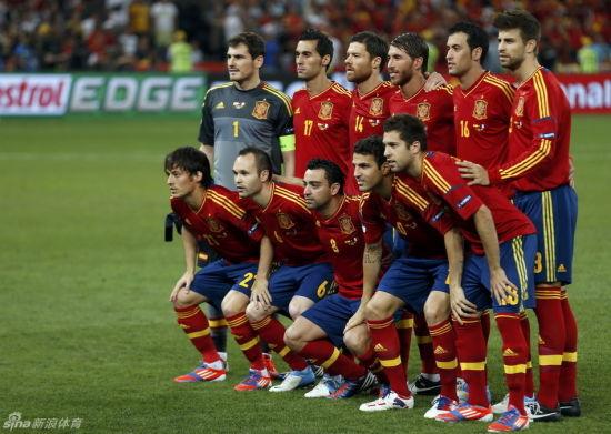 无坚不摧的西班牙军团