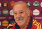 图文-西班牙训练备战欧洲杯决赛 博斯克笑容满面