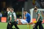 图文-[欧洲杯]西班牙VS意大利 莫塔受伤离场