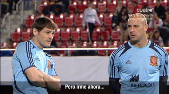 据西班牙四台消息,赛前热身时雷纳建议卡西离开皇马