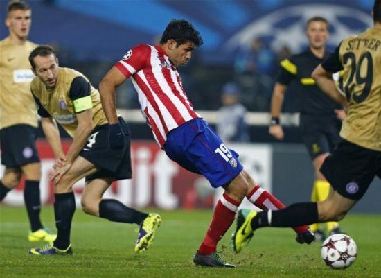 迭戈-科斯塔最终还是放弃了巴西队,选择为西班牙出战世界杯