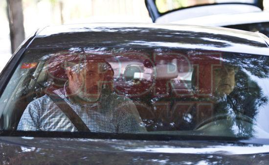 苏比萨雷塔被拍到前往恩里克家中
